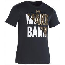 Under Armour Little Boys Make Bank T-Shirt