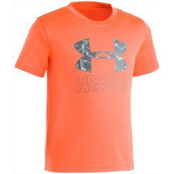 Under Armour Little Boys Knockout Big Logo T-Shirt