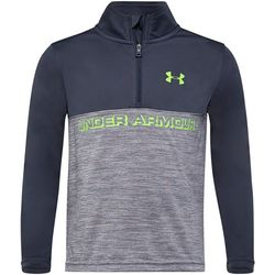 Under Armour Little Boys UA Branded Twist Half Zip Top
