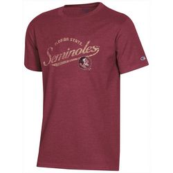 Florida State Big Boys Keystone T-Shirt by Champion