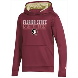 Florida State Big Boys Pull-Over Hoodie by Champion