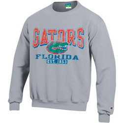 Florida Gators Big Boys Power Blend Fleece Top by Champion