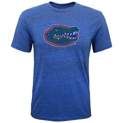Florida Gators Big Boys Logo Short Sleeve T-Shirt
