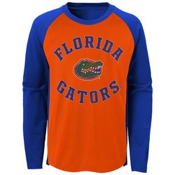 Florida Gators Big Boys Air Raid Raglan Long Sleeve T-Shirt