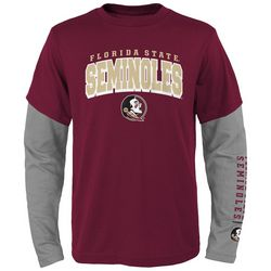 Florida State Big Boys 3-In-1 Combo T-Shirt