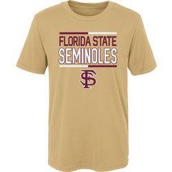 Florida State Big Boys Split Logo T-Shirt