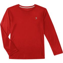Reel Legends Big Boys Freeline Long Sleeve T-Shirt