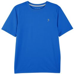 Reel Legends Little Boys Freeline Textured Crew Neck T-Shirt
