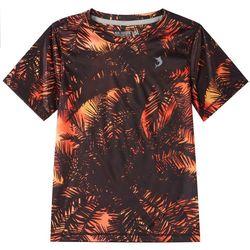 Reel Legends Big Boys Reel-Tec Mystery Palms T-Shirt