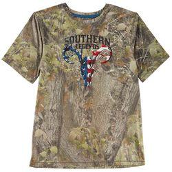 Southern Legends Big Boys Southern-Tec Hickory & Oak T-Shirt