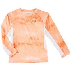 Reel Legends Little Boys Keep It Cool Slick Hogfish T-Shirt
