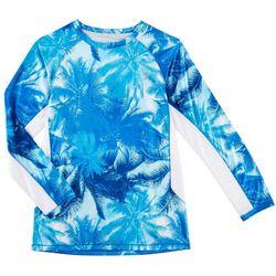 Reel Legends Little Boys Keep It Cool Hammock View T-Shirt