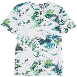 Reel Legends Big Boys Freeline Painted Palm T-Shirt