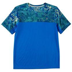 Reel Legends Big Boys Reel-Tec Web Scales T-Shirt