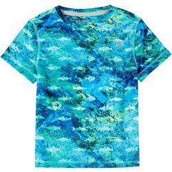 Reel Legends Big Boys Reel-Tec Choppy Waters T-Shirt
