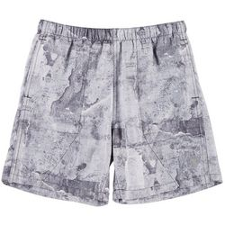 Reel Legends Little Boys Plaster Swim Shorts