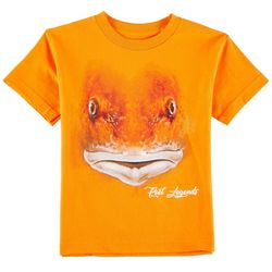 Reel Legends Little Boys Redfish T-Shirt