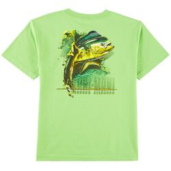 Reel Legends Big Boys Mahi T-Shirt