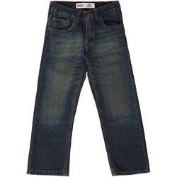 Levi's Little Boys 505 Straight Denim Jeans