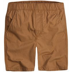 Levi's Little Boys Solid Woven Pull On Shorts