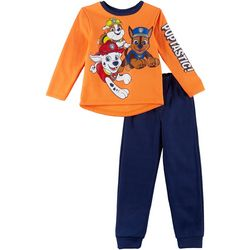 Nickelodeon Paw Patrol Little Boys Puptastic Pants Set