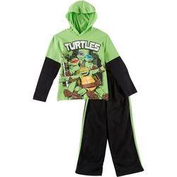 Teenage Mutant Ninja Turtles Little Boys 2-pc. Hoodie Set