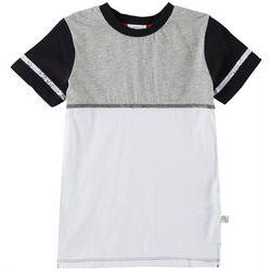 Flapdoodles Toddler Boys Colorblock T-Shirt