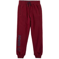 Flapdoodles Little Boys Varsity Jogger Pants