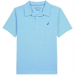 Nautica Little Boys Striped Polo Shirt