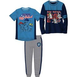 Nickelodeon Paw Patrol Little Boys 3-pc. Athletic Pants Set