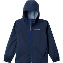 Columbia Toddler Boys Solid Glennaker Rain Jacket