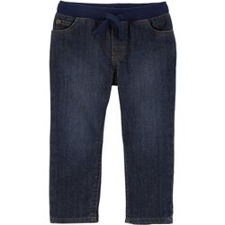 Carters Toddler Boys Denim Pull-On Jeans