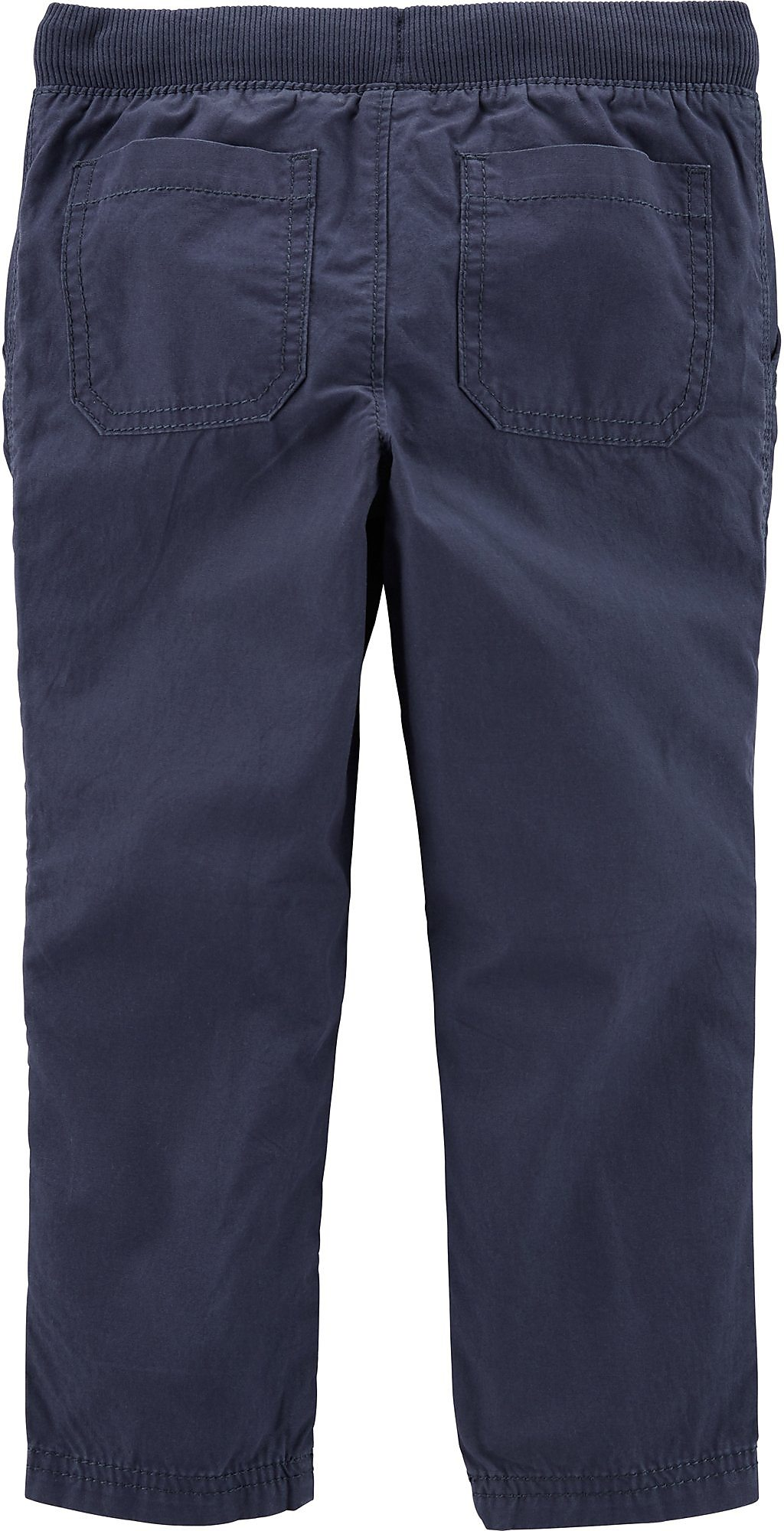 Carters Toddler Boys Solid Knit Waist Pull-On Pants