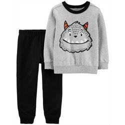 Carters Toddler Boys 2-pc. Monster Jogger Pants Set