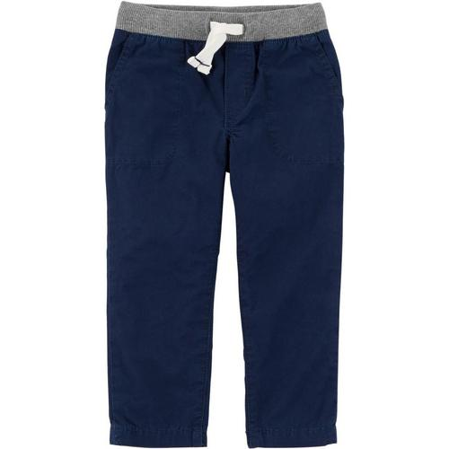 Carters Toddler Boys Solid Pull On Pants Bealls Florida