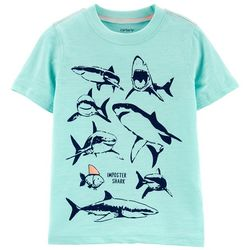 Carters Toddler Boys Imposter Shark T-Shirt