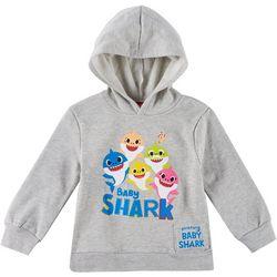 Baby Shark Toddler Boys Singing Hoodie
