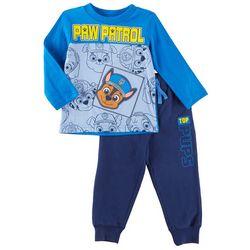 Nickelodeon Paw Patrol Toddler Boys Top Pup Jogger Pants Set