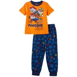 Nickelodeon Paw Patrol Toddler Boys Pawsome Pants Set