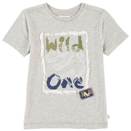 Flapdoodles Toddler Boys Wild One T Shirt Bealls Florida