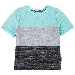 Ocean Current Toddler Boys Colorblock T-Shirt