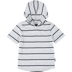 Ocean Current Toddler Boys Striped Hoodie