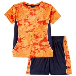 Spalding Toddler Boys 2-pc. Flex Shorts Set