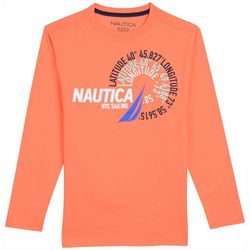 Nautica Toddler Boys NYC Sailing T-Shirt