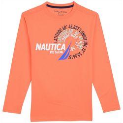 Nautica Toddler Boys NYC Sailing T-Shirt