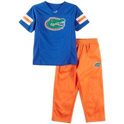 Florida Gators Toddler Boys Training Camp Pants Set