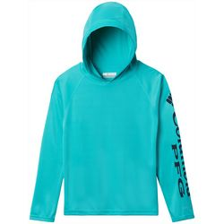 Columbia Big Boys PFG Terminal Tackle Hoodie