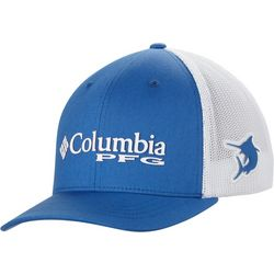 Columbia Boys PFG Junior Marlin Mesh Hat