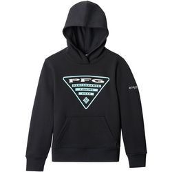 Columbia Big Boys PFG Triangle Hoodie