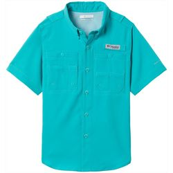 Columbia Big Boys PFG Tamiami Shirt